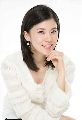 asian girls: lee bo young