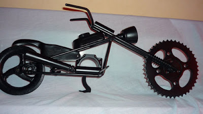 Moto Esculturas