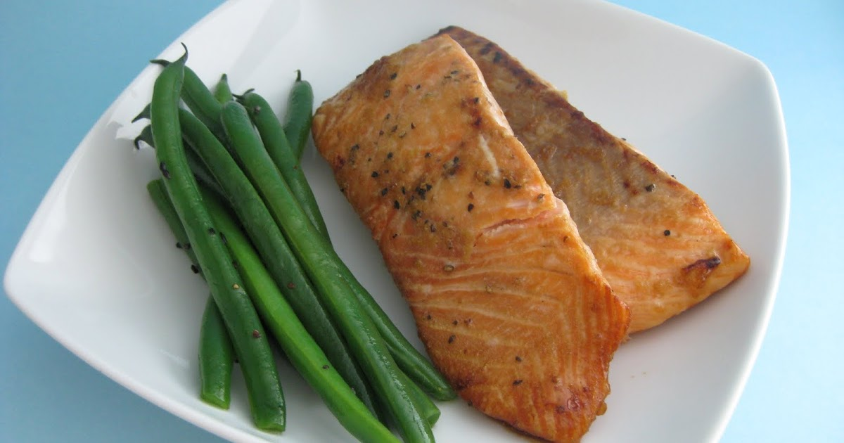 An empty stomach is the best cook: Soy Glazed Salmon ...