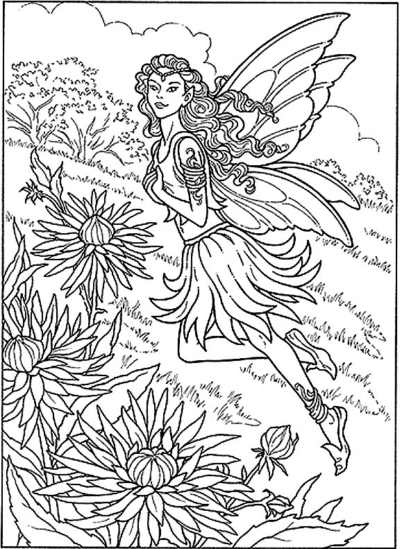 Fairy In The Garden Digis amp Stamps I Want Pinterest