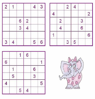 graphic relating to Printable Sudoku for Kids titled PRINTABLE SUDOKU