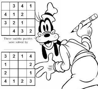 photograph regarding Printable Puzzles for Kids referred to as totally free printable sudoku sheets: Sudoku Puzzles Youngsters Print Down load