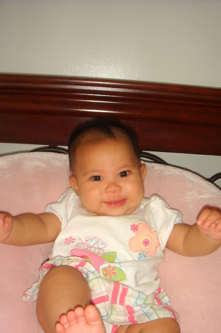 My Beloved Daughter Just Being Her Playful Self!