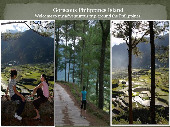 Gorgeous Philippines Island