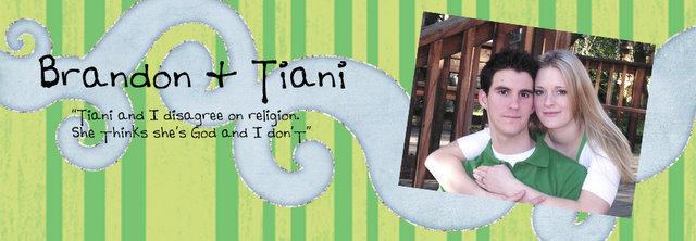 Brandon & Tiani