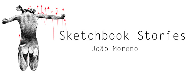 Sketchbook Stories - João Moreno
