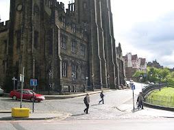 The Mound in Edinburgh
