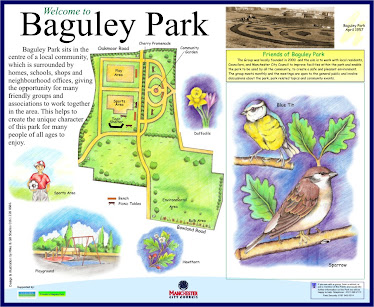 Baguley Park, Manchester