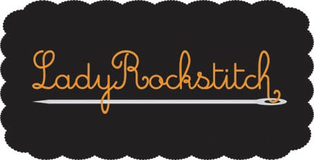 Lady Rockstitch