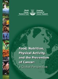 2007 diet cancer report