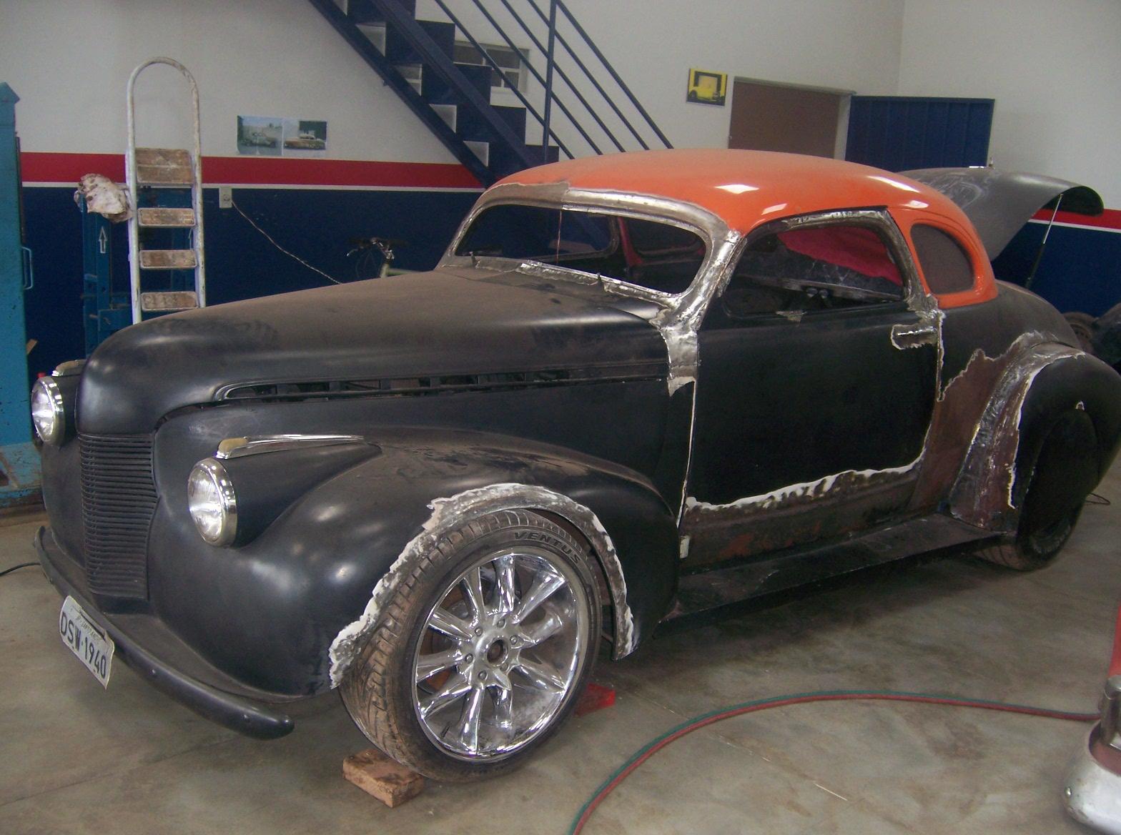 Via 21 Super Cars : Carros Antigos em Restauração e Restaurados