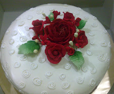 Hantaran Cake-Steamed buttercream