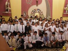 PRIMERAS COMUNIONES 2010