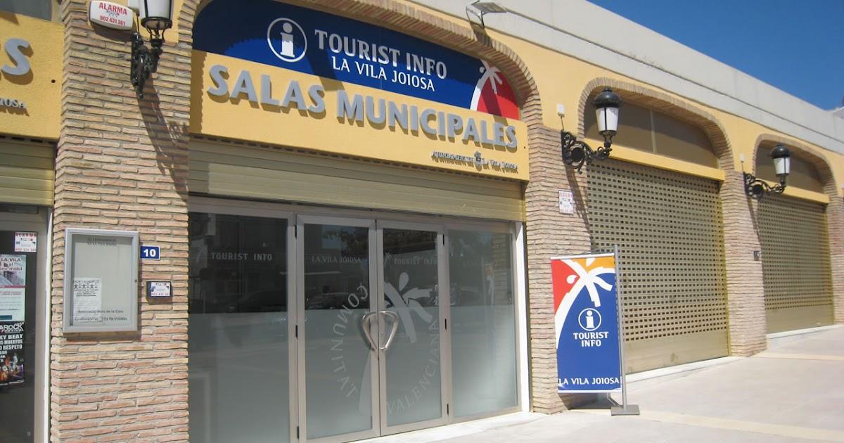 Inauguraci n oficina turismo cala villajoyosa cala de for Oficina turismo benidorm