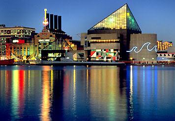 The Heideman Family National Aquarium In Baltimore