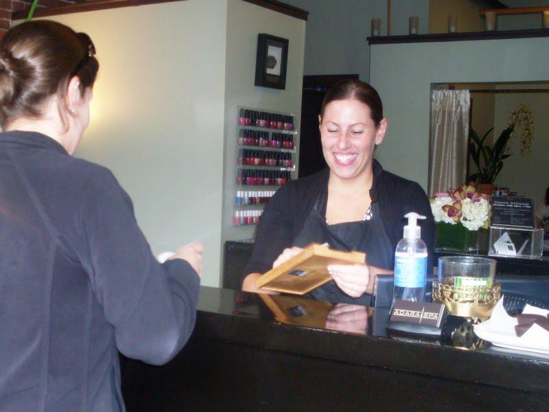 Sassy fashionista salon spotlight adara spa for Adara salon boston