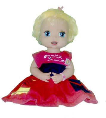 Babyneeds Baby Alive Doll