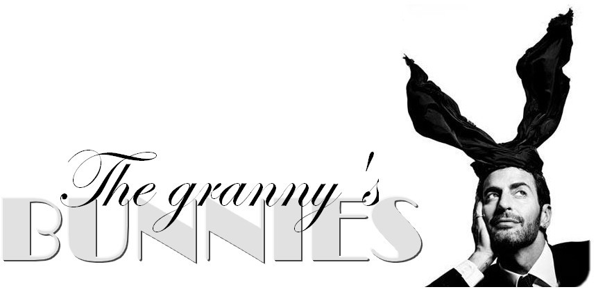 The Granny's BUNNIES.