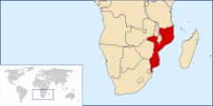 Ore por Moçambique