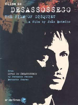 cartaz de 'Filme do Desassossego', de João Botelho