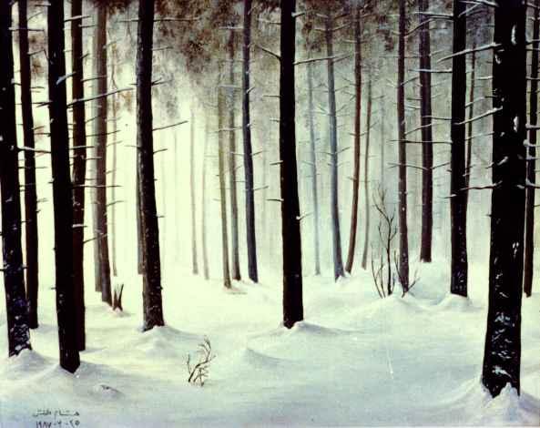 Filler históry - Acontecimentos no inferno - Página 4 Snow-forest