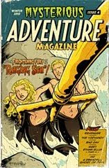 Mysterious Adventure Magazine #4