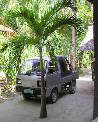 Phils recon Suzuki clone pick-up truck