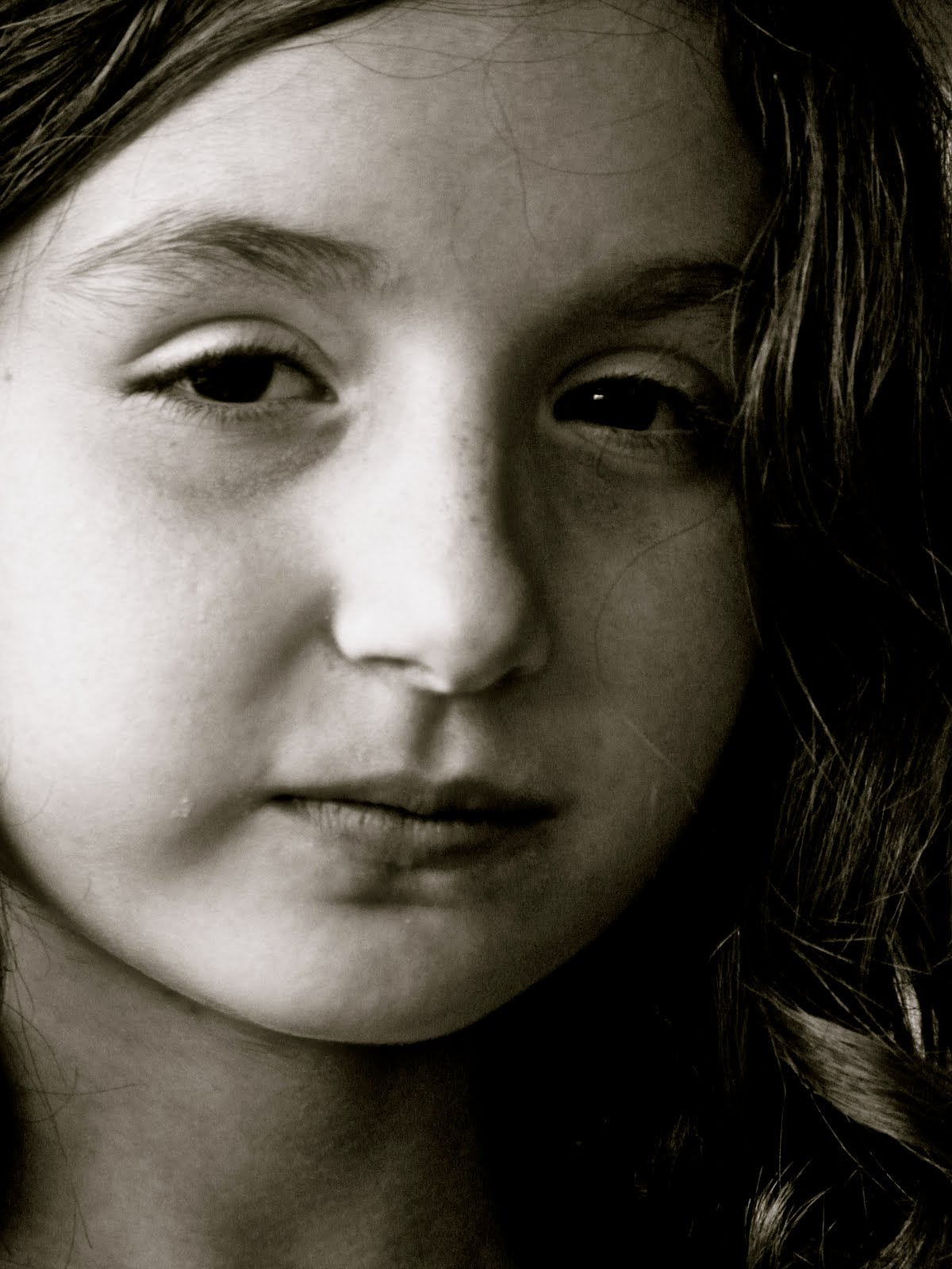 ... HAVE BEEN LOST: the most beautiful children on the face of this planet