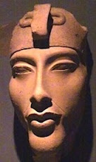 Pharaoh Akhenaten; The Sun King