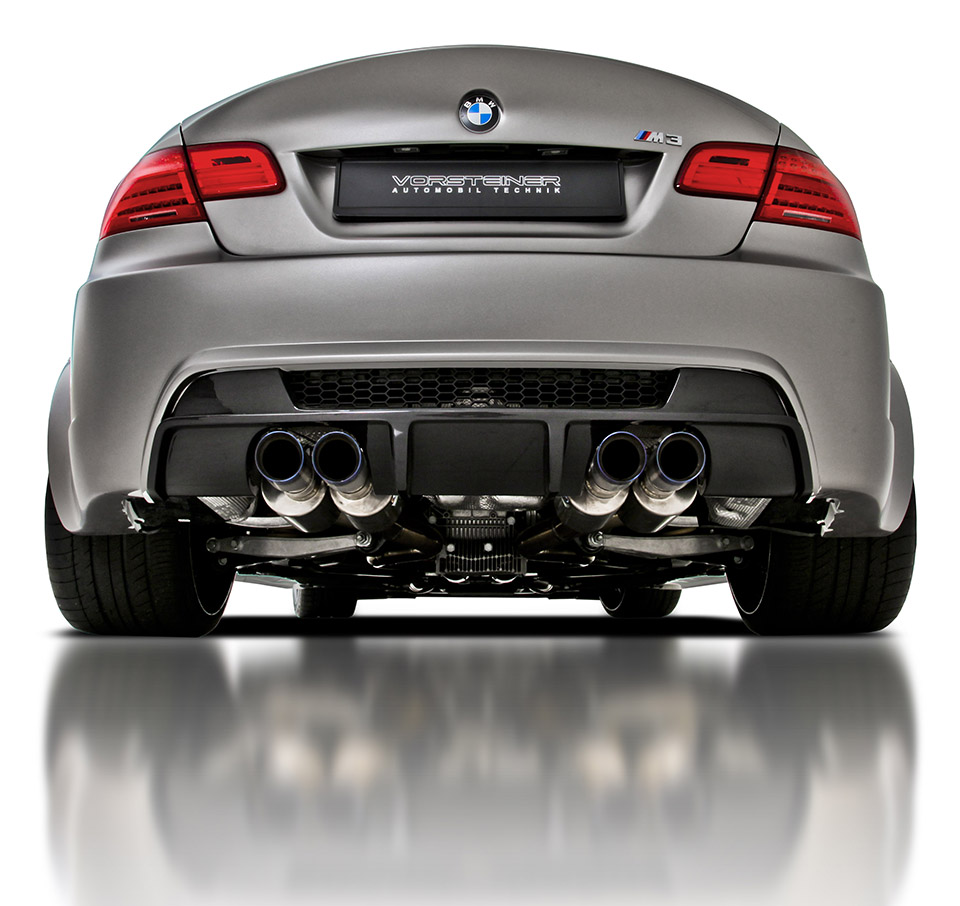 Achi-Tech: 2011 Vorsteiner GTRS3 AA Supercharged M3 Coupe