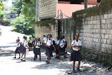 HAITI: In the town of Mirebalais