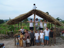 CAMBODIA:  Dream House construction