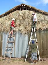 CAMBODIA: The very Tall House