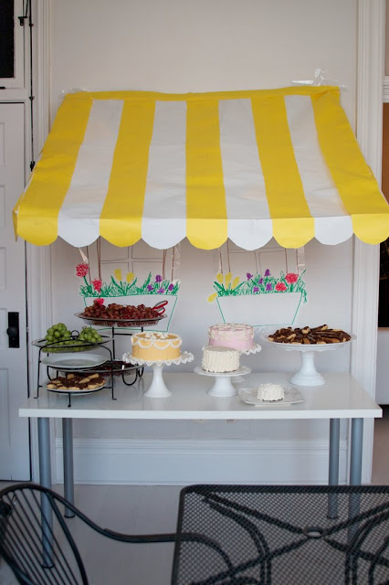swanky chic fete french themed party first birthday
