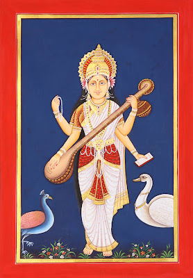 Maa Saraswati Wallpaper And Photos