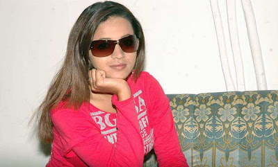 Bhavana Is Pink Dress Latest Photos