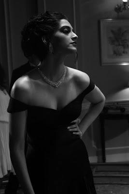 Sonam kapoor jewellery shoot photos