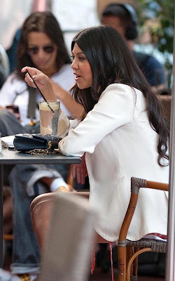 Kourtney Kardashian Hard Work