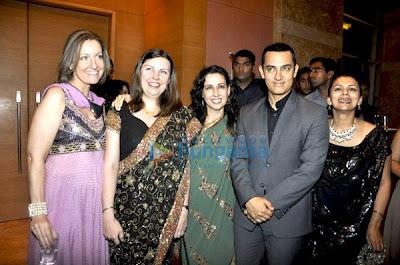 Aamir, Anil and Kangna grace Haiti Earthquake Fundraiser Auction image