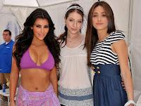 Kim Kardashian Shows Off Her Bikini Body