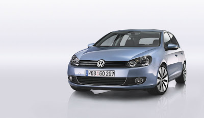 2010 Volkswagen Golf TDI, new car photo