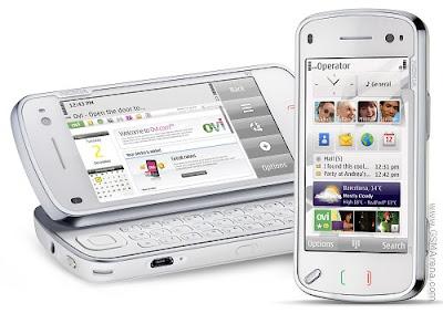 Nokia N97, Mobile,