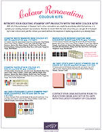 Colour Renovation Colour Kits