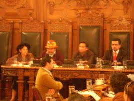 MINISTRO DE GOBIERNO BOLIVIANO DENUNCIA MAGNICIDIO