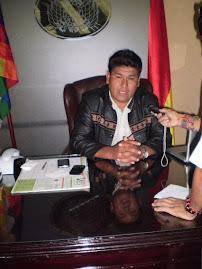 ENTREVISTA EXCLUSIVA EN BOLIVIA
