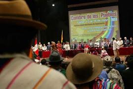 Declaración de la Cumbre de los Pueblos Enlanzando Alternativas III