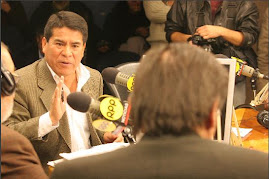MARIO HUAMÁN y JORGE DEL CASTILLO EN DEBATE CALIENTE