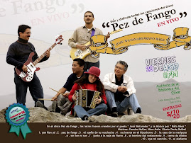 "PRESENTACION DE DISCO ""PEZ DE FANGO"""