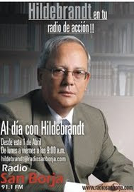 CESAR HILDEBRANDT RENUNCIA A CANAL 11