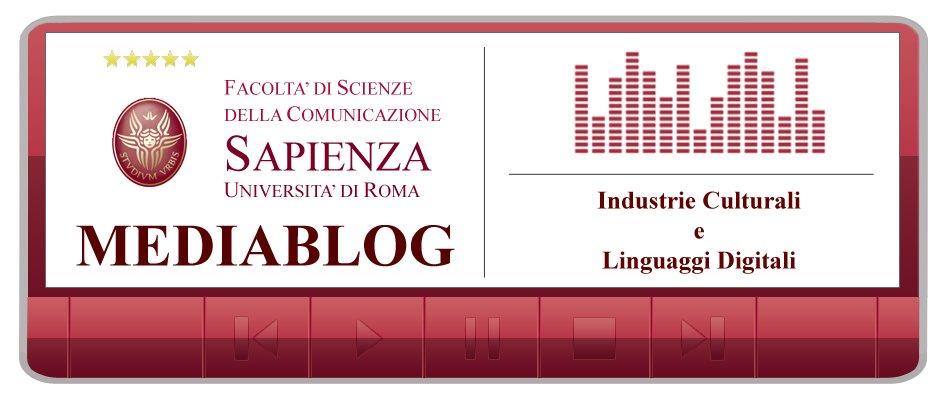 Mediablog Industrie Culturali e Linguaggi Digitali